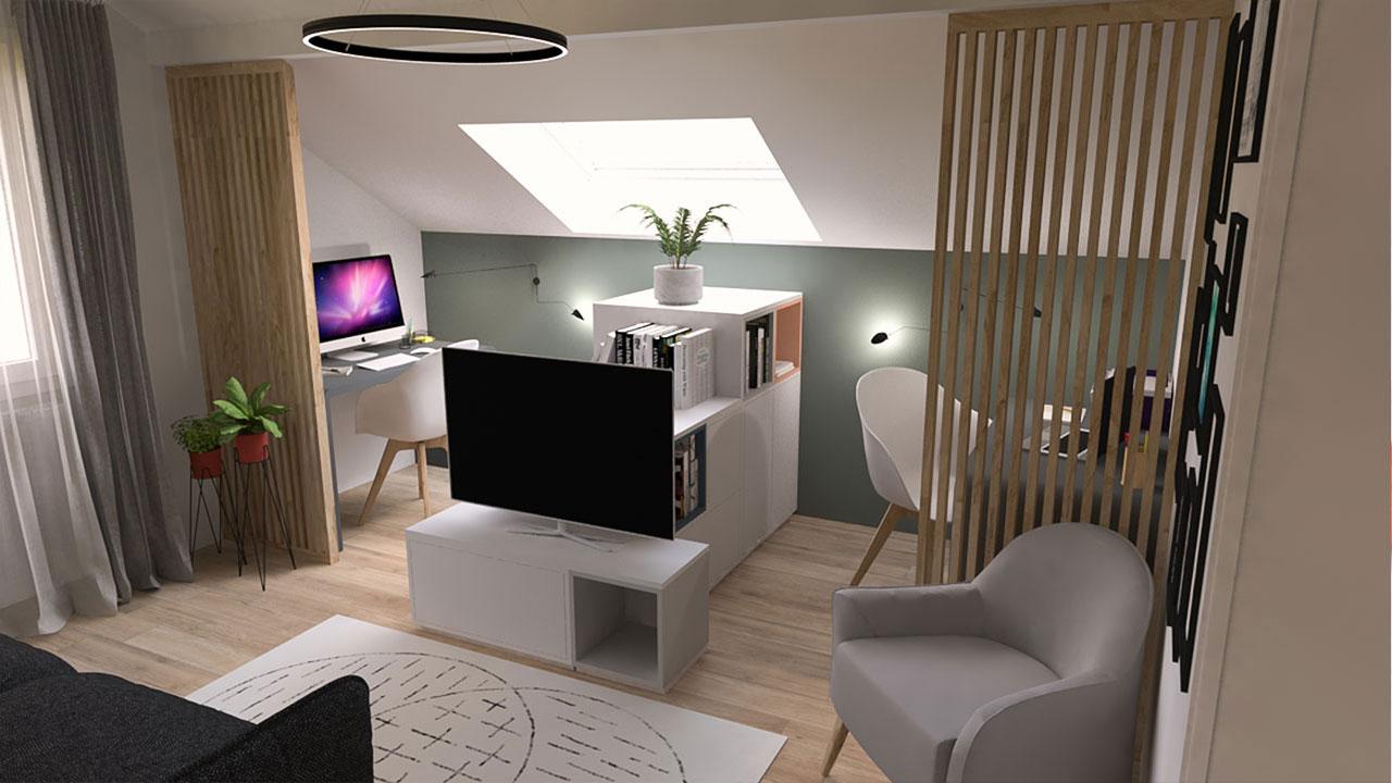 Comment séparer les espaces en décoration d'intérieur ? | LR architectes - image mise en avant