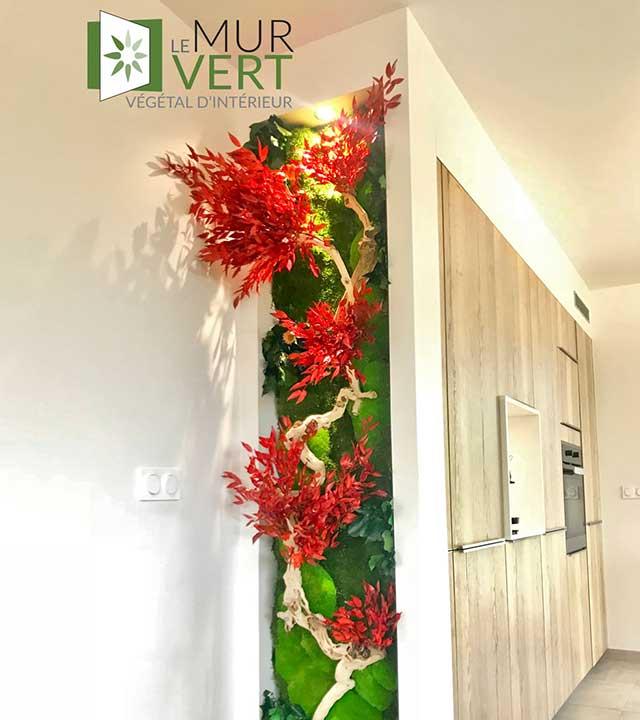 Le mur vert, quand le végétal s'accroche aux murs photo 3
