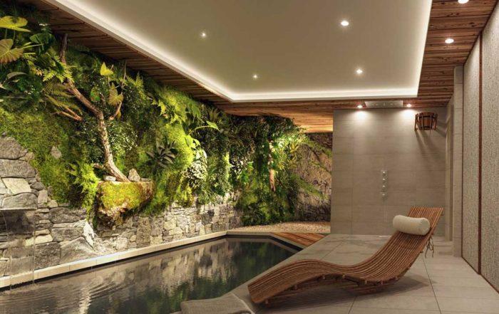 Le mur vert, quand le végétal s'accroche aux murs featured