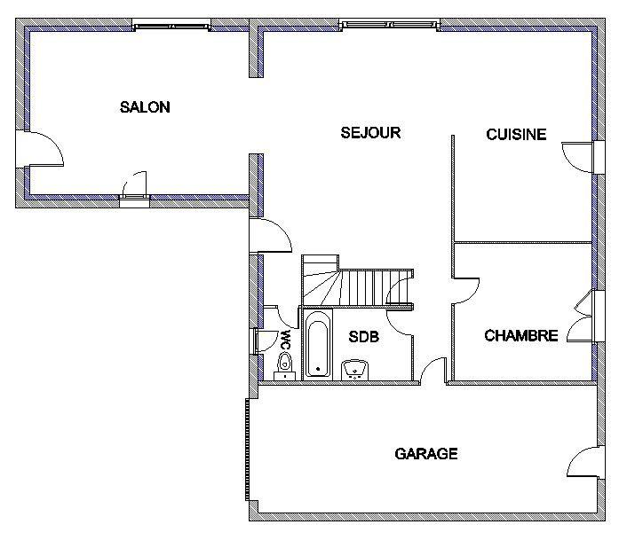 Famille d'accueil - LR Architectes image 1