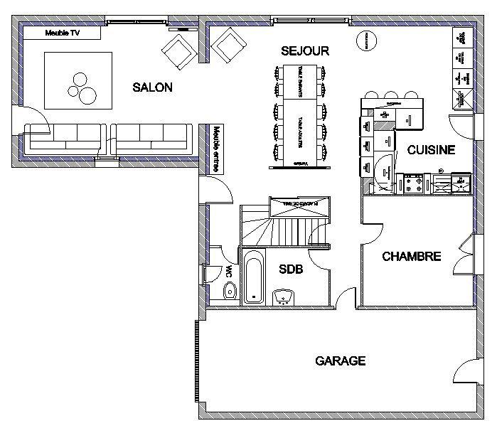 Famille d'accueil - LR Architectes image 2