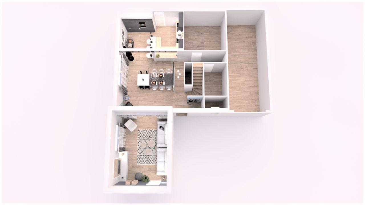 Famille d'accueil - LR Architectes image 3
