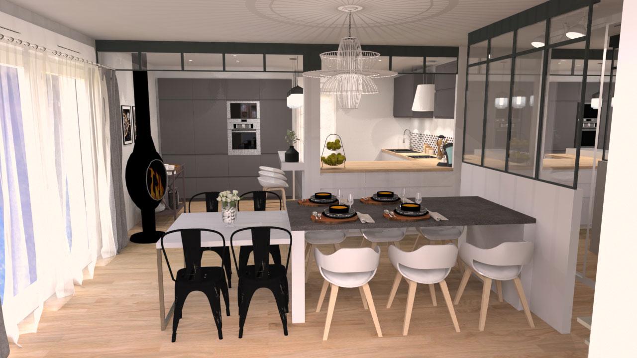 Famille d'accueil - LR Architectes image 9