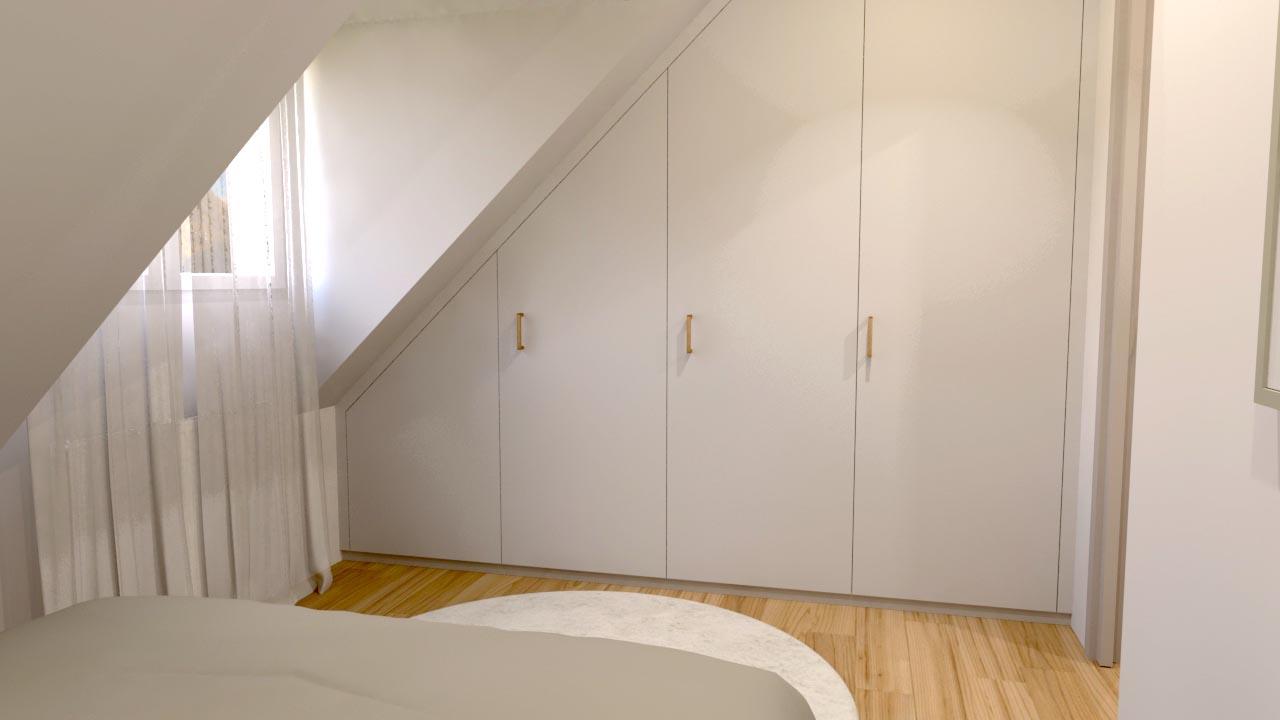 appartement sous comble image 13