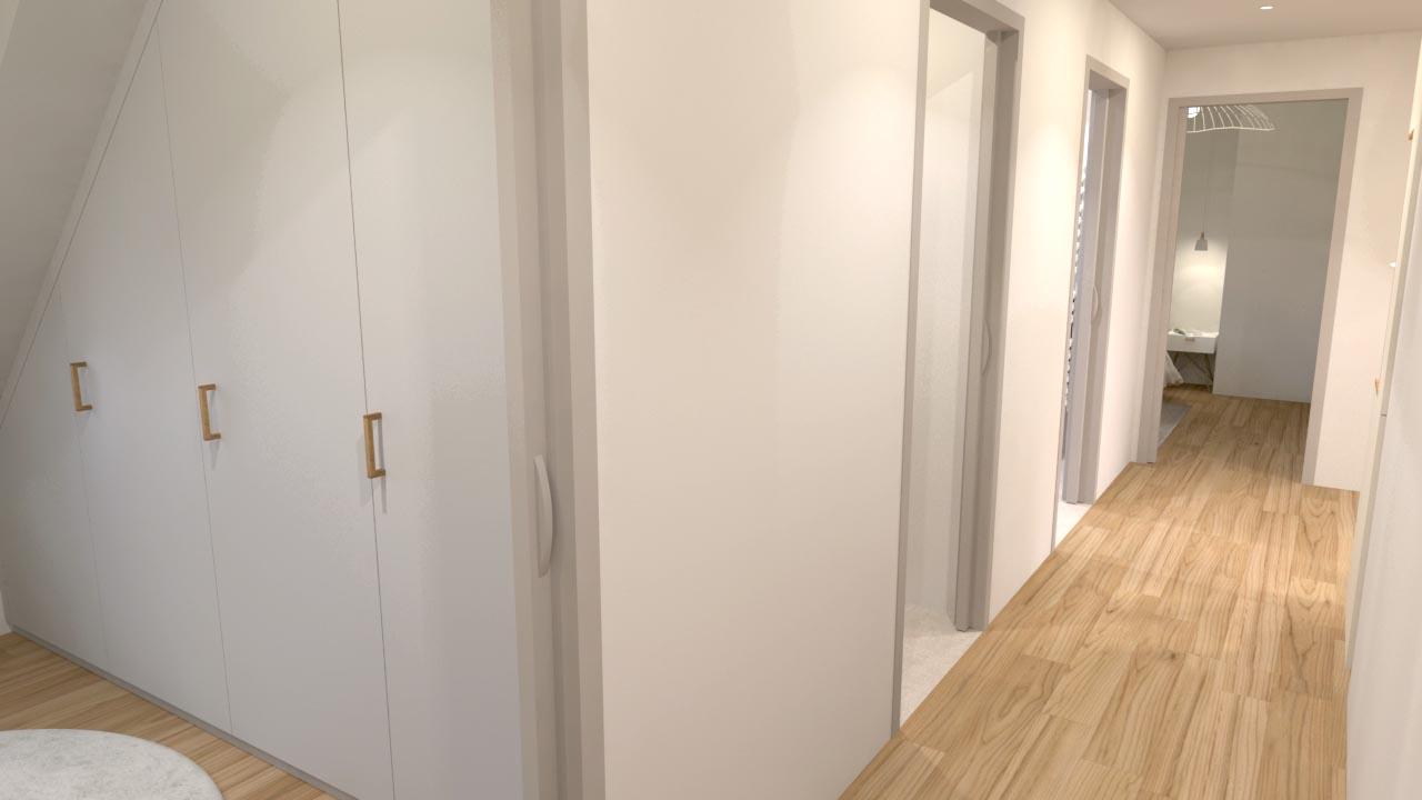 appartement sous comble image 14