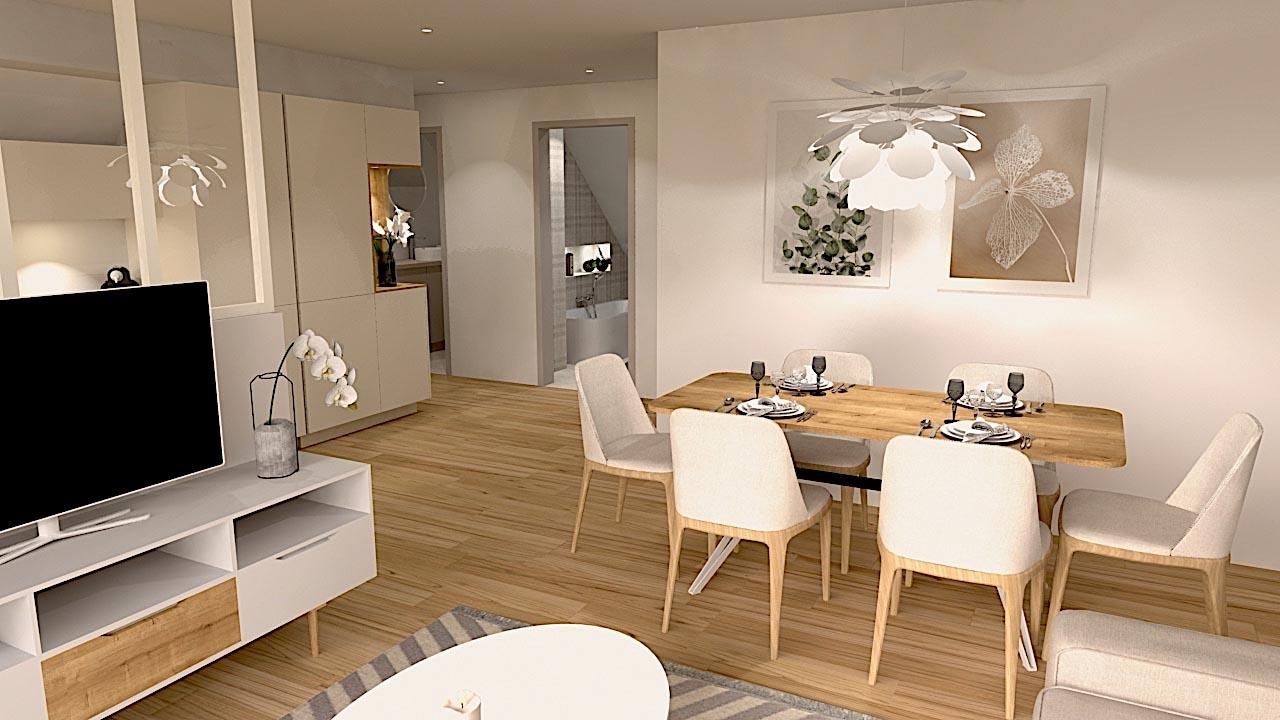 appartement comble image 3