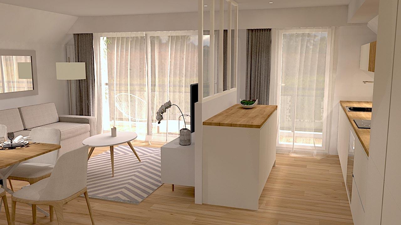 appartement comble image 4
