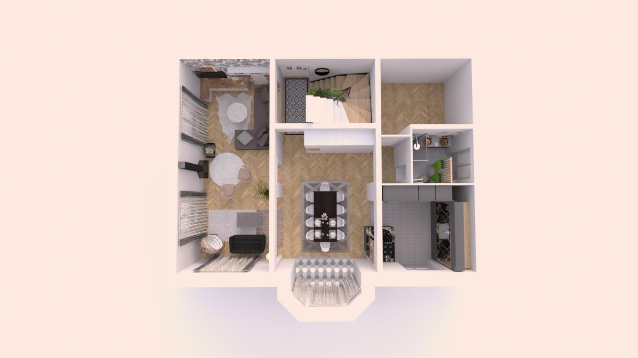 image vue du dessus ensemble une demeure exceptionnelle