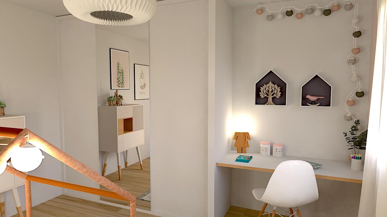 image du t4 au t5 chambre enfant 3 LR Architectes