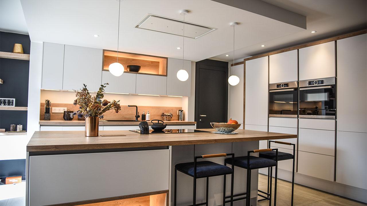 image cuisine renovation de haut vol LR Architectes