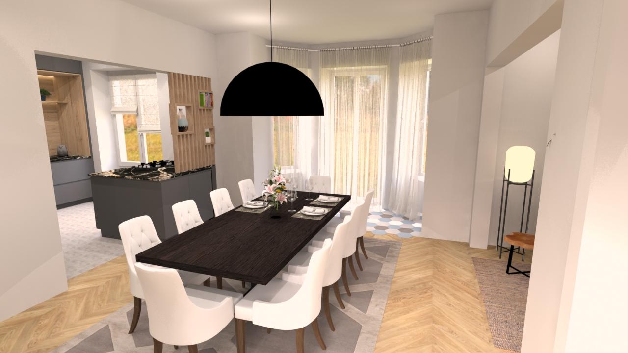 image salle à manger une demeure exceptionnelle